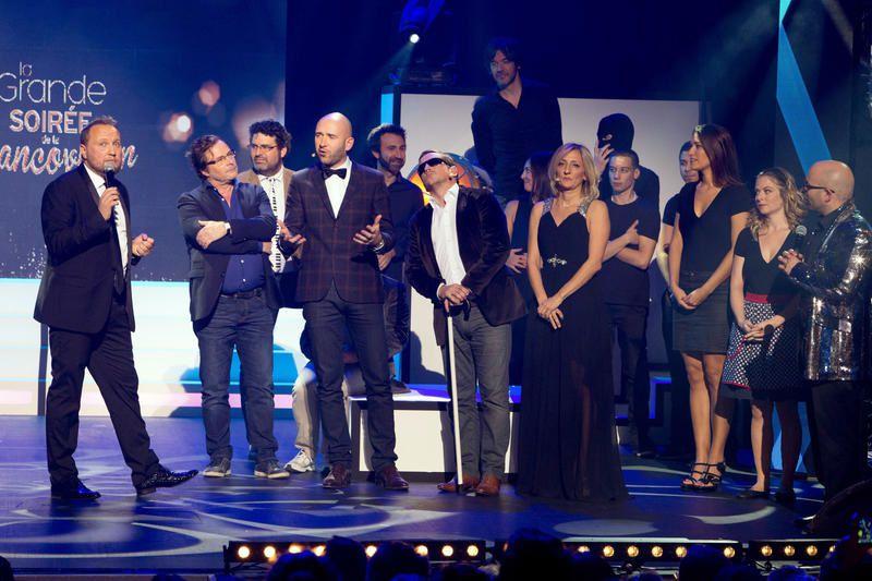 Soirée de la Francovision ce lundi, avec Yann Stotz, Oldelaf, GiedRé, Mathieu Madénian...