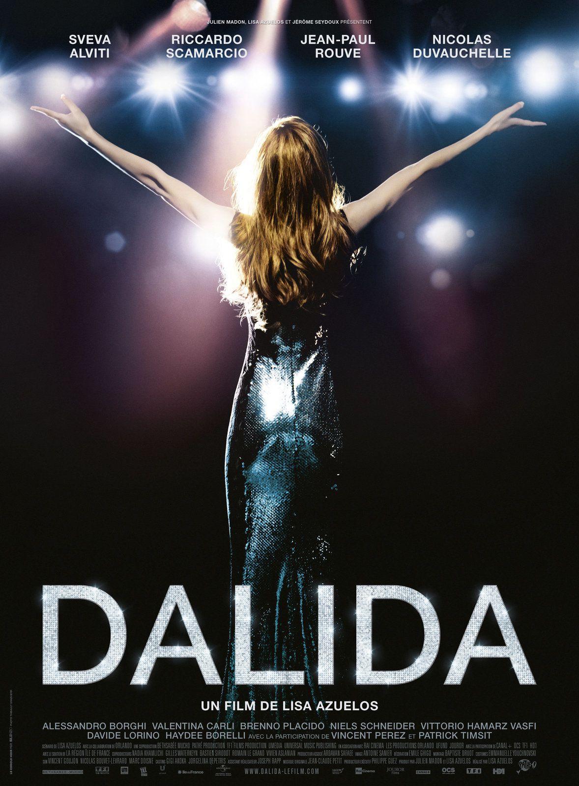 Découvrez la nouvelle bande-annonce de Dalida, le film.