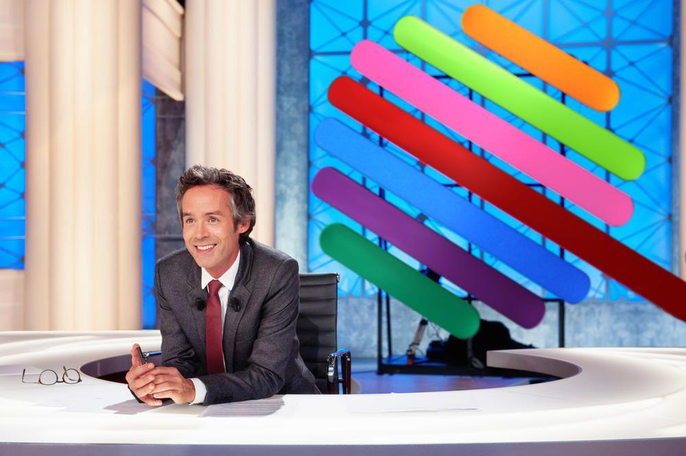 Le Quotidien, Le Palmashow et David Ginola honorés par Les Étoiles 2016 du Parisien.