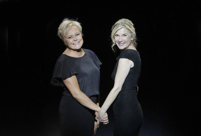 Elle s'aiment avec Muriel Robin et Michèle Laroque, en direct ce samedi sur France 2.