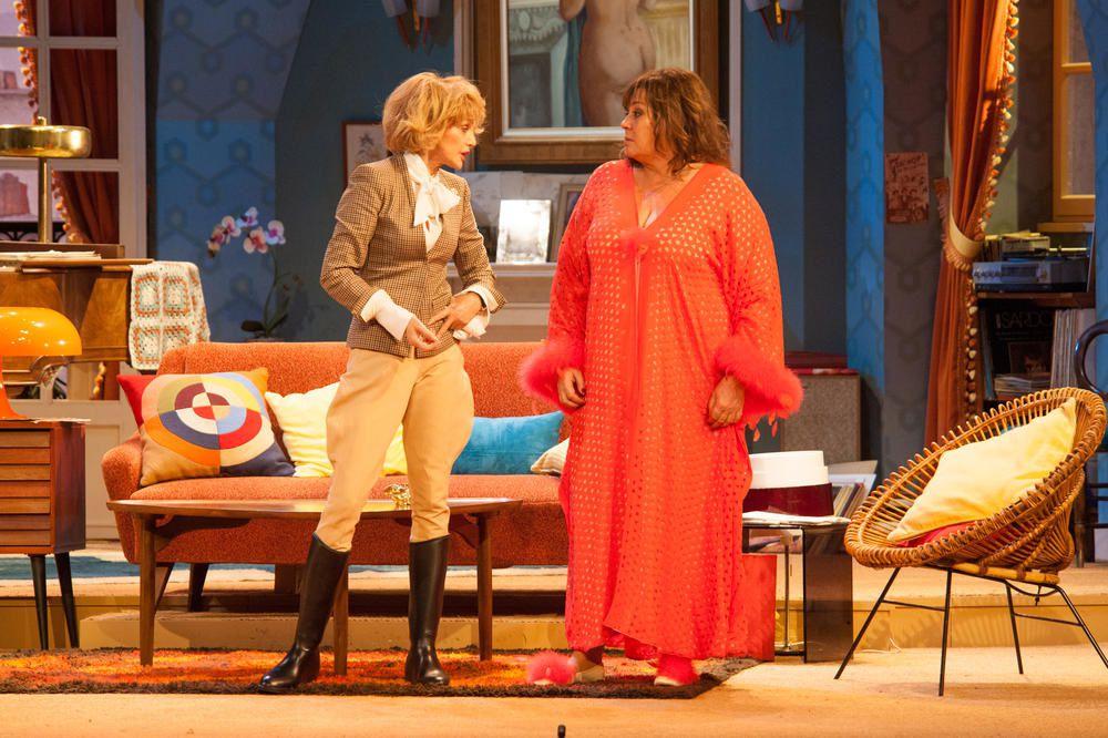 Diffusion en direct de Folle Amanda, avec Michèle Bernier ce samedi soir sur TF1.