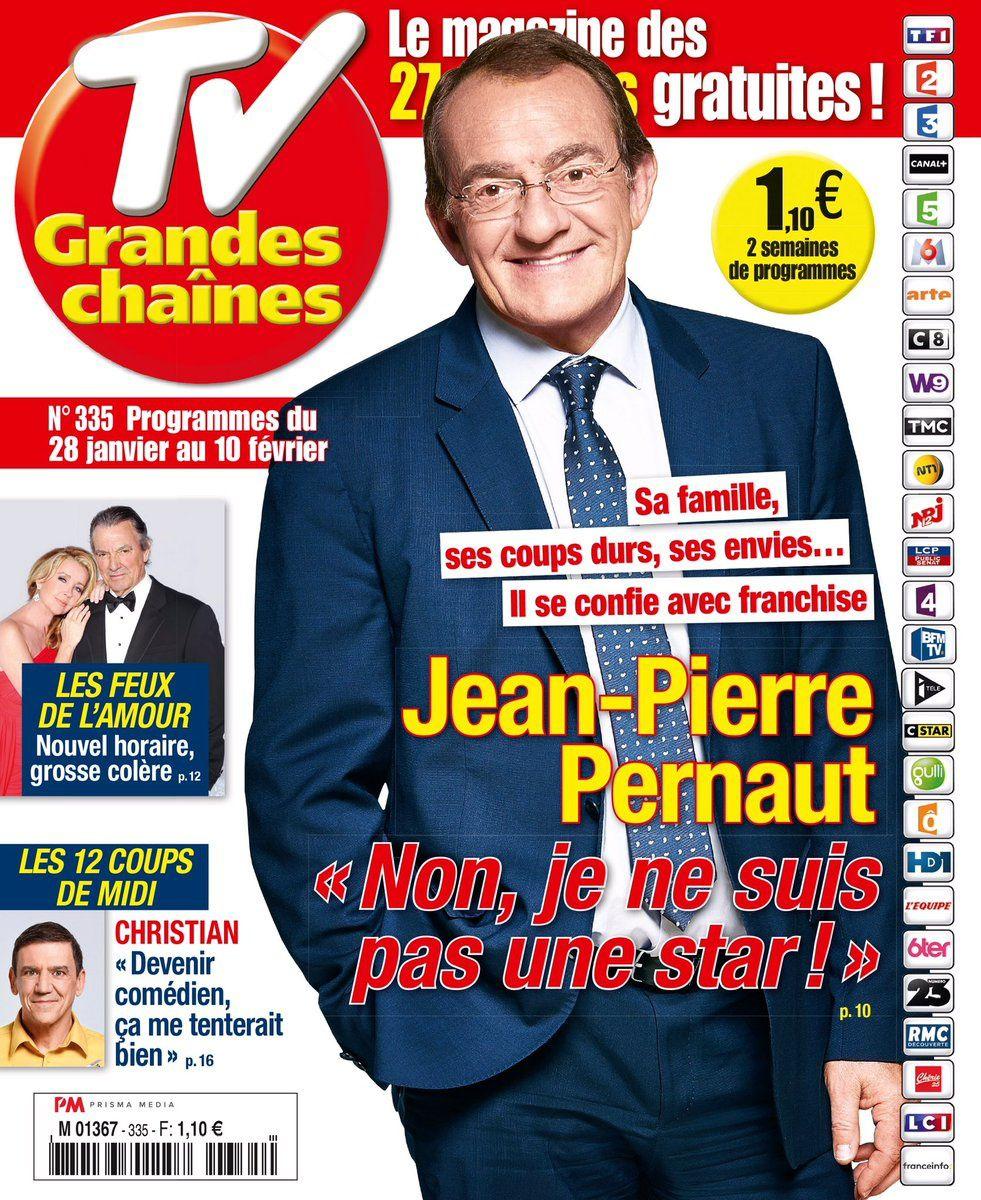 La Une des hebdomadaires TV ce lundi : Jean-Paul Gaultier, Philippe Etchebest...