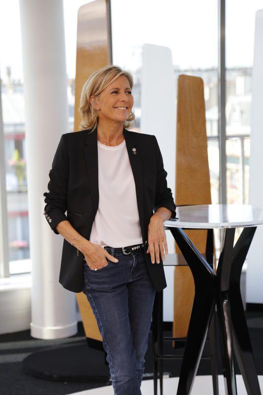 Michel Blanc invité de Claire Chazal ce lundi sur France 5.