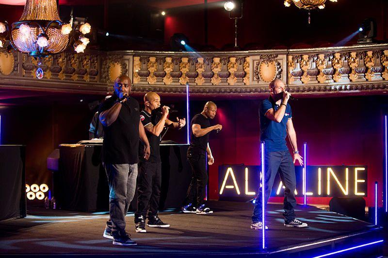 Un concert d'IAM pour France 2 diffusé cette nuit.