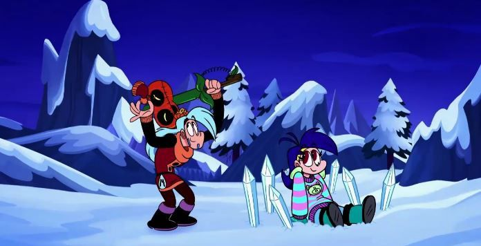 Mighty Magiswords, série animée inédite produite par CARTOON NETWORK, débarque le 6 mars.