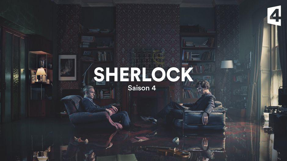 Saison 4 de Sherlock dès ce jeudi 16 mars sur France 4.