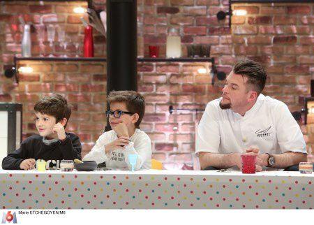 Top chef ce mercredi : enfants, rôles inversés et tarte aux fraises.