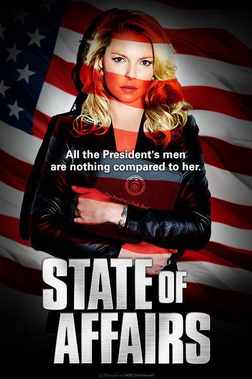 State Of Affairs, avec Katherine Heigl, dès le 20 mars sur 13ème Rue.