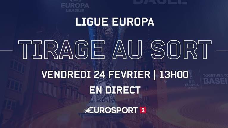 Tirage au sort en direct de la Ligue Europa (Lyon en lice).
