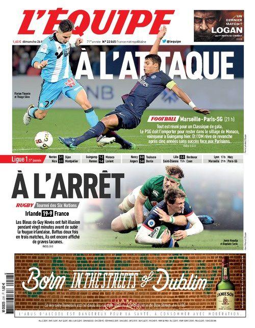 Clasico OM - PSG : Entretien avec Frank McCourt sur BFM Sport et dans Stade 2.