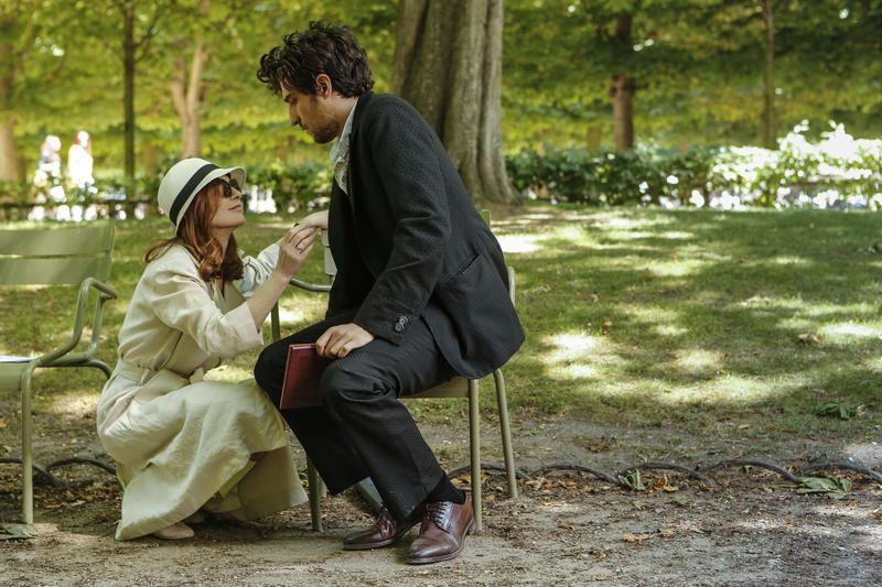 Collection fiction-théâtre d'ARTE : Les fausses confidences avec Isabelle Huppert ce soir.