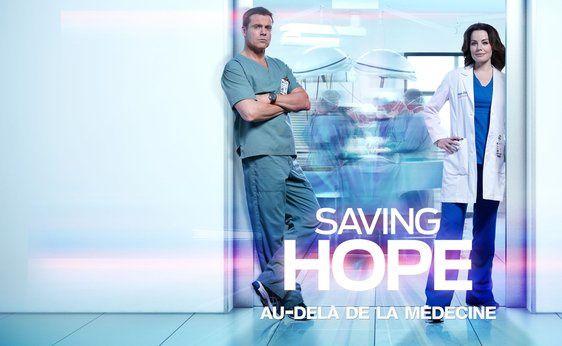 La saison 5 inédite de Saving Hope dès le 25 avril sur Série Club.