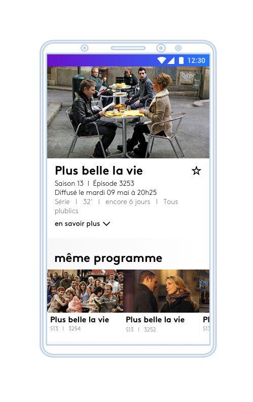 France Télévisions lance son nouveau service vidéo : france.tv.
