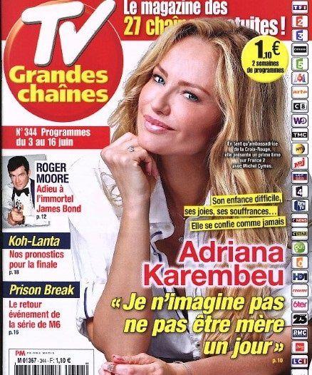 La Une des hebdos TV : Stéphane Plaza, Marine Delterme, Anne-Sophie Lapix...