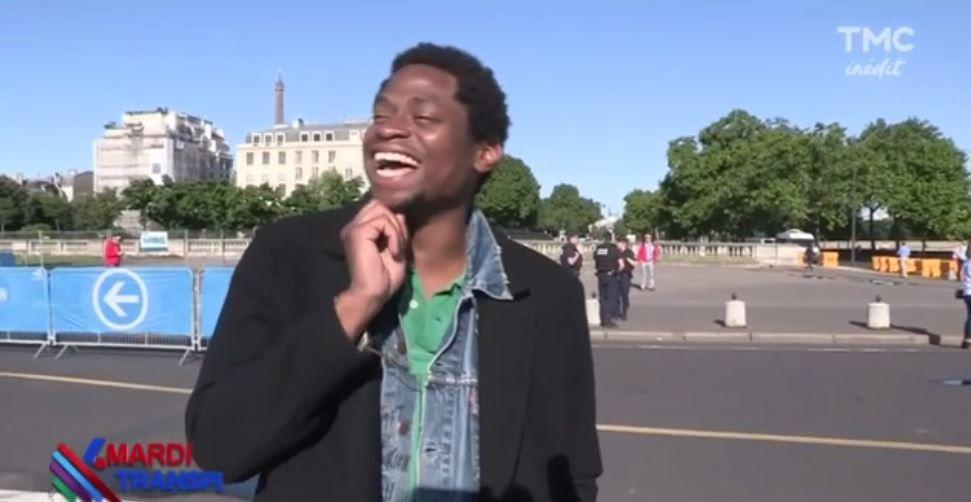 Formule E à Paris : une séquence hilarante avec David dans Quotidien (Vidéo).