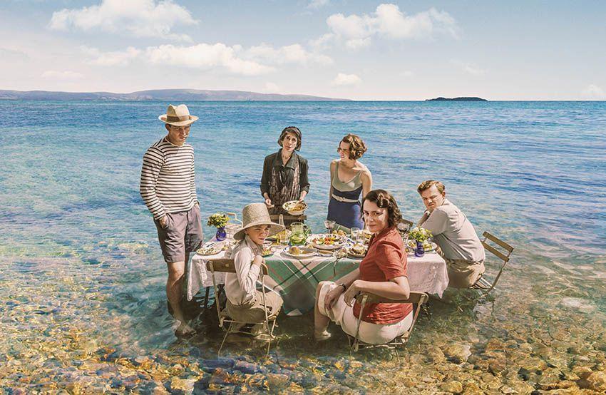 La série britannique inédite The Durrells dès ce dimanche 16 juillet sur France 3.