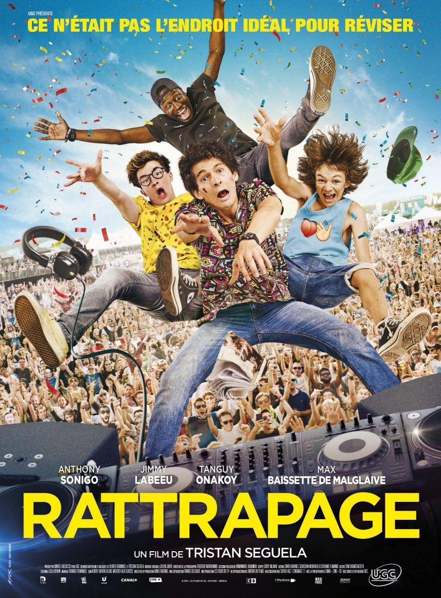 Dans les salles ce mercredi : la comédie Rattrapage (Extraits).