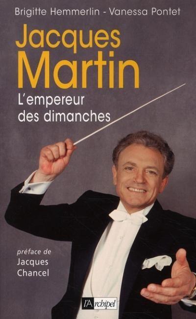 Hommage à Jacques Martin, 10 ans après sa mort, sur Melody : la programmation.