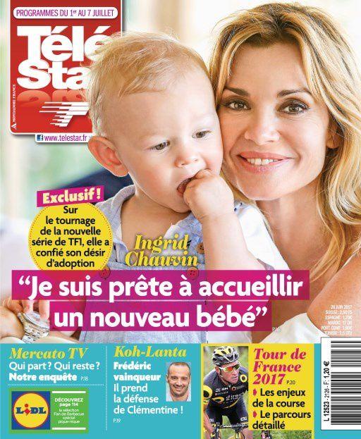 La Une des revues TV cette semaine : PBLV, Ingrid Chauvin, Céline Dion...