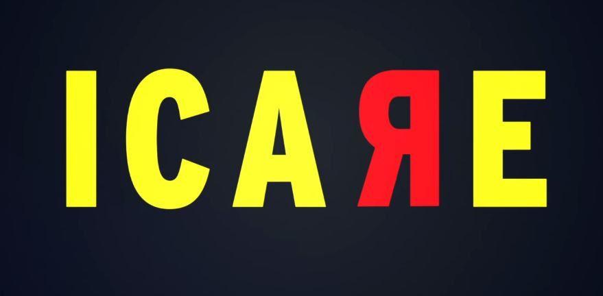 Bande-annonce d'Icare, documentaire sur le dopage, produit pour Netflix.