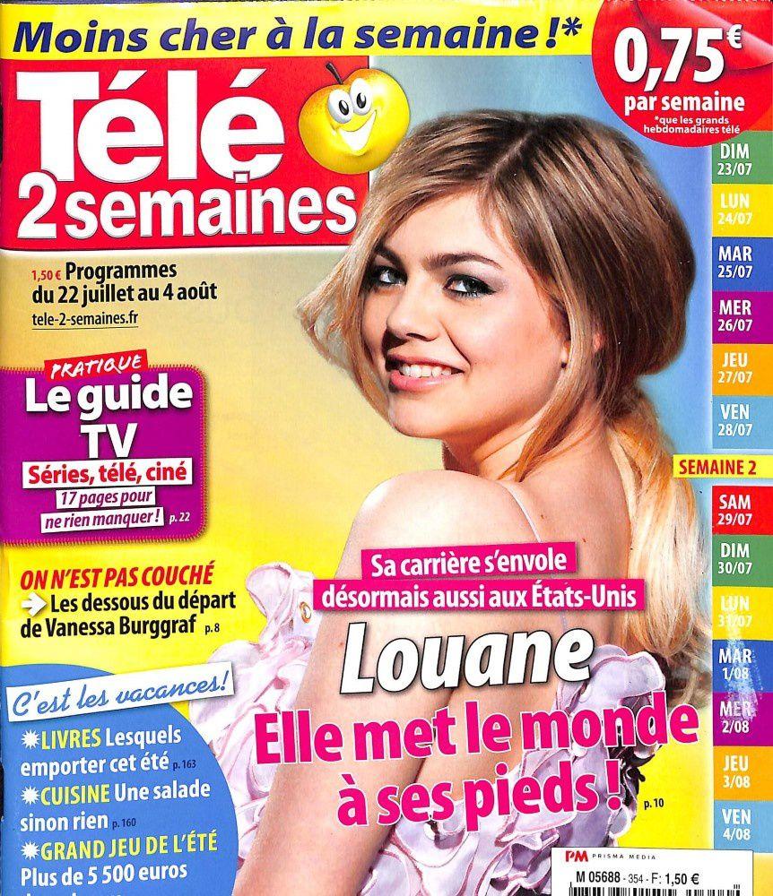 La Une des hebdos TV : Sophie Davant, Tatiana Silva, Ingrid Chauvin...