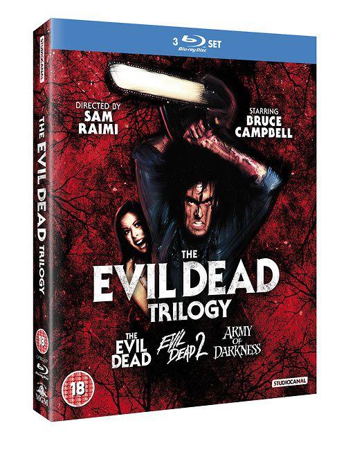 Une nuit Evil Dead le 30 septembre prochain sur TCM Cinema.
