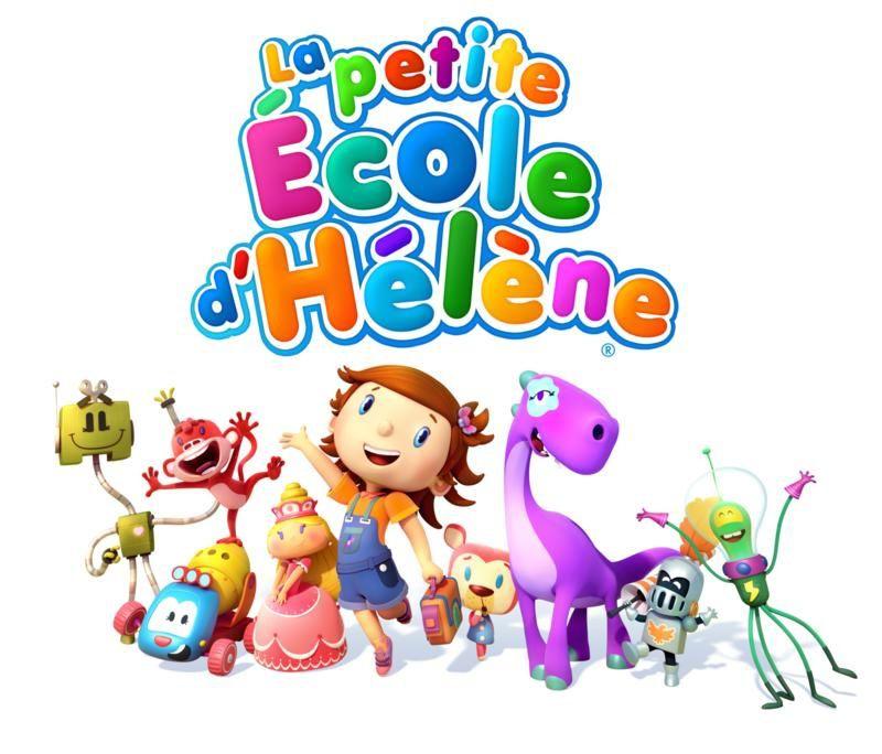 La série animée La petite école d'Hélène fait son arrivée ce matin sur France 5.