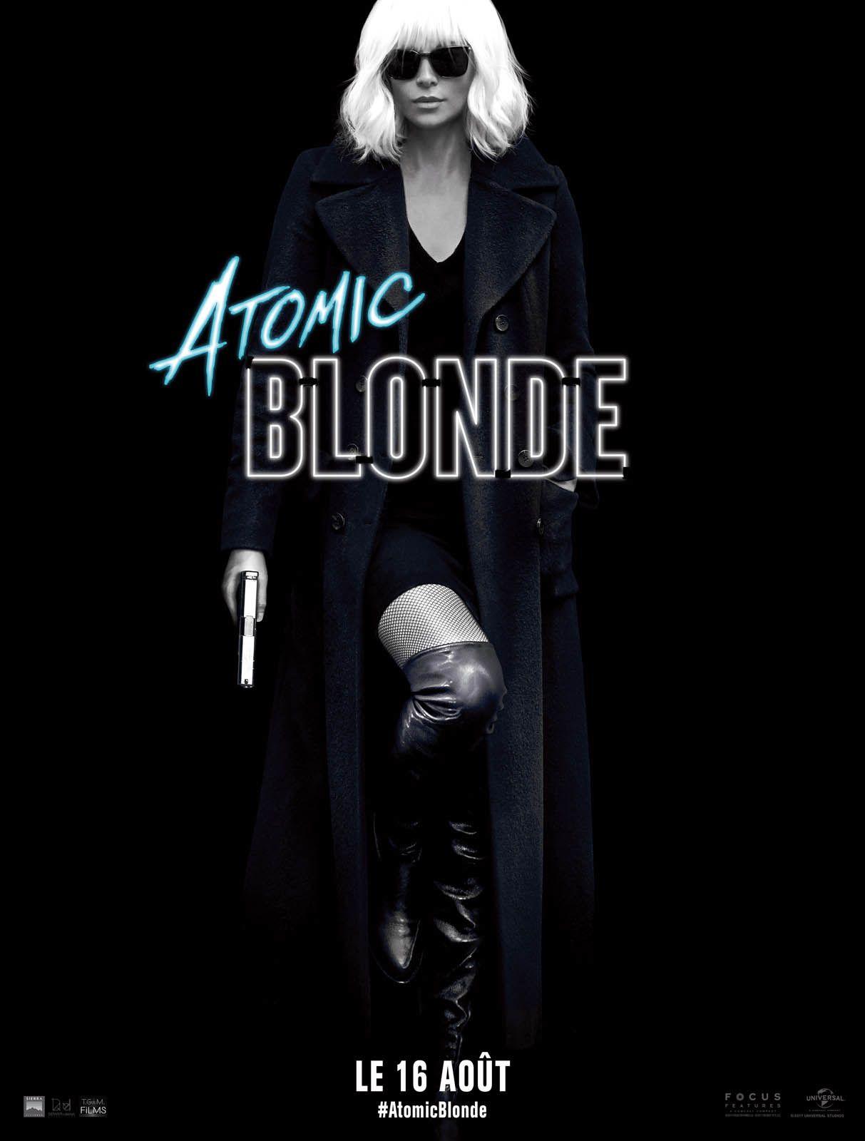 Dans les salles ce mercredi : Atomic Blonde.