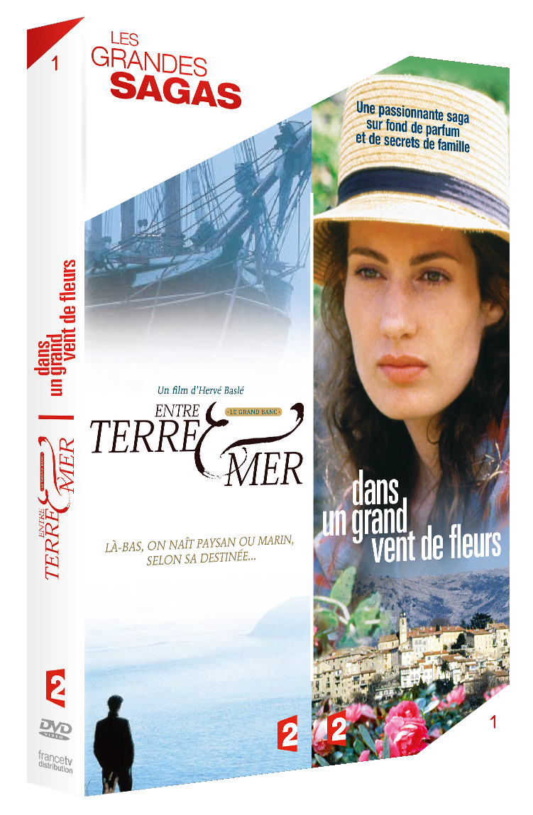 France TV Distribution lance la collection DVD Les grandes sagas.