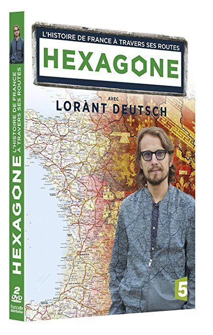 Hexagone, l'histoire de France à travers ses routes, racontée par Lorànt Deutsch dès le 1er octobre.