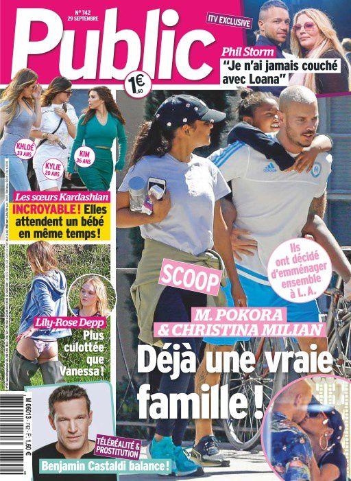 La Une de la presse people ce vendredi : Nolwenn Leroy, M. Pokora, Brigitte Macron.
