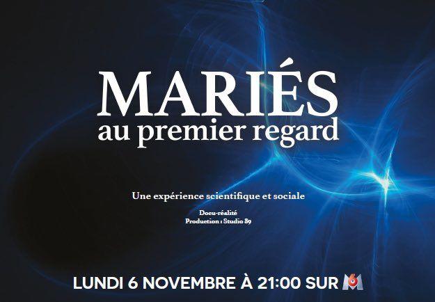 Nouvelle saison de Mariés au premier regard le 6 novembre sur M6.