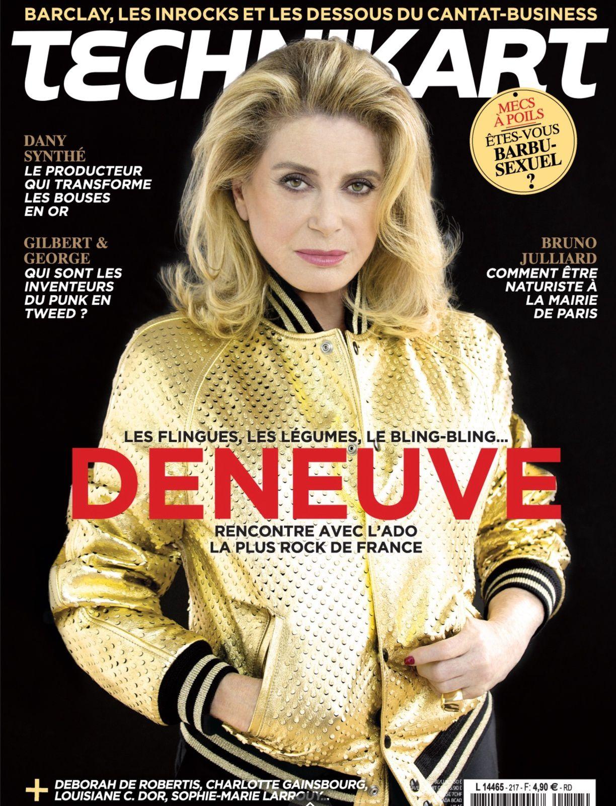 Catherine Deneuve explique pourquoi elle ne se rendra plus à la soirée des César.