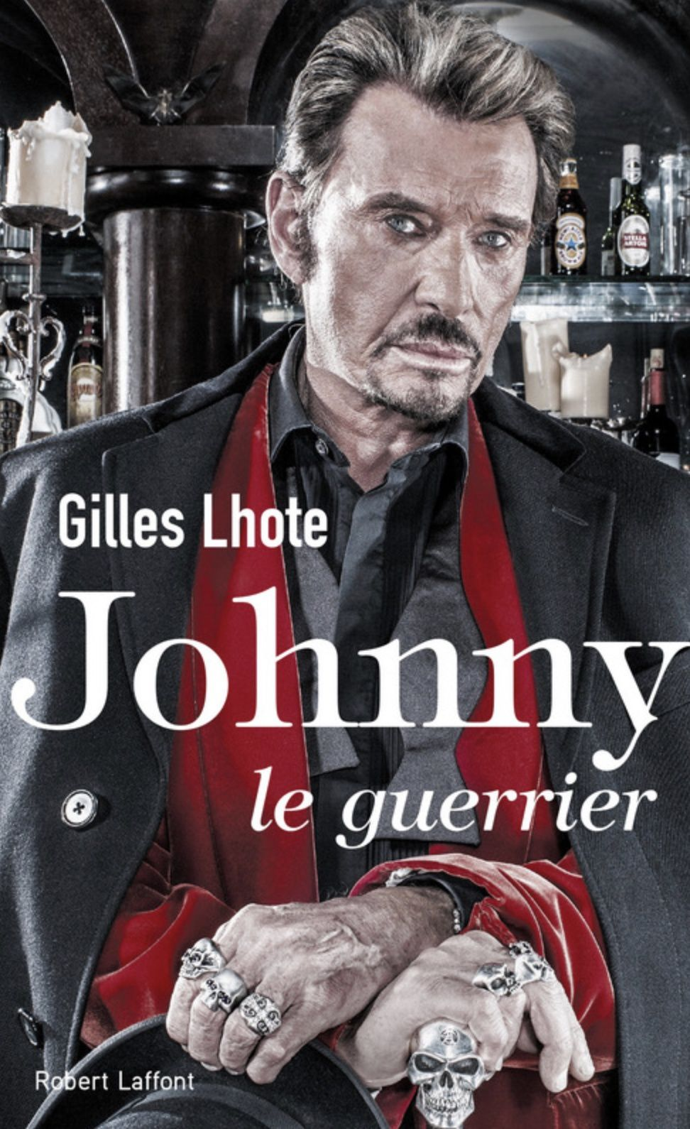 Johnny Hallyday Le Guerrier Portrait Ecrit Par Le