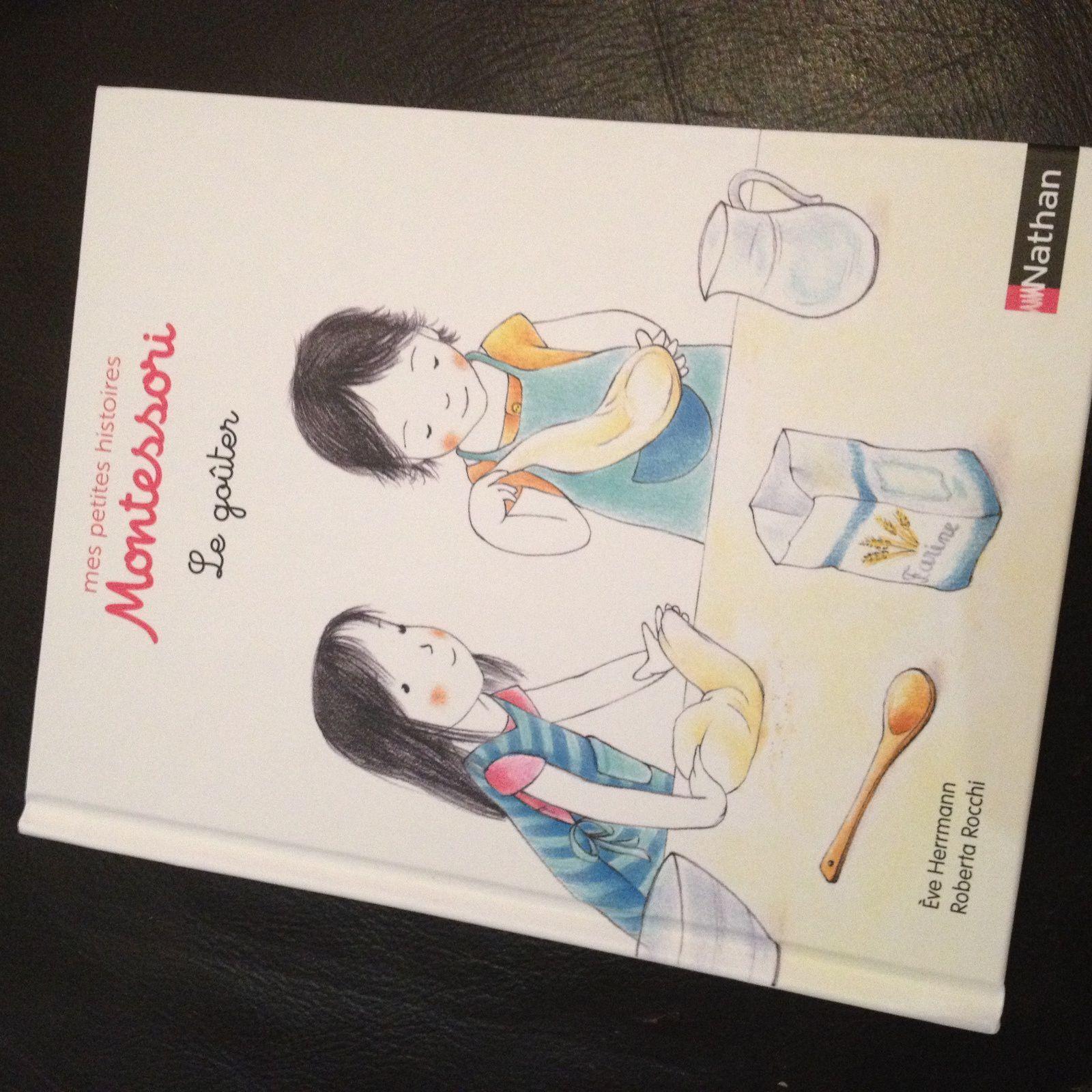 Les éditions Nathan et leurs nouveautés Montessori de septembre 2015