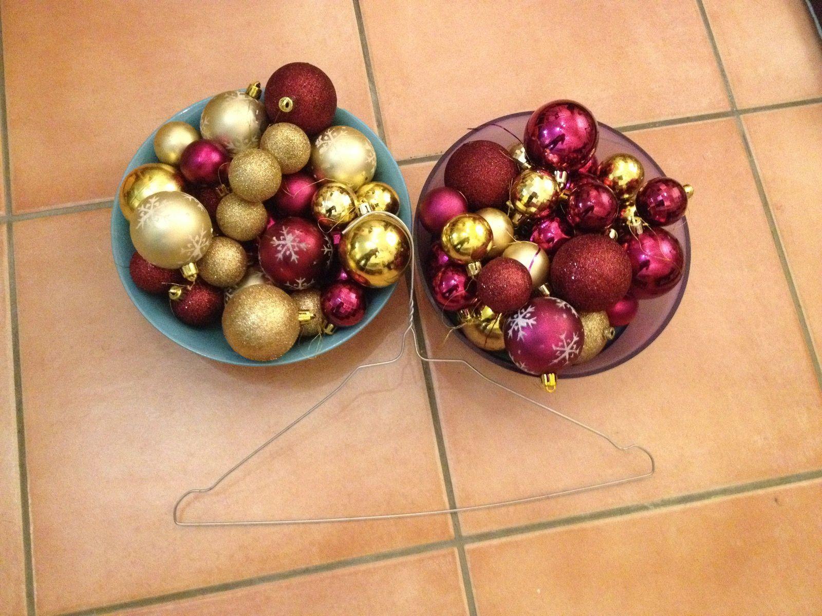 Fabriquons des boules de Noël : 6 idées de déclinaisons (3 ans)