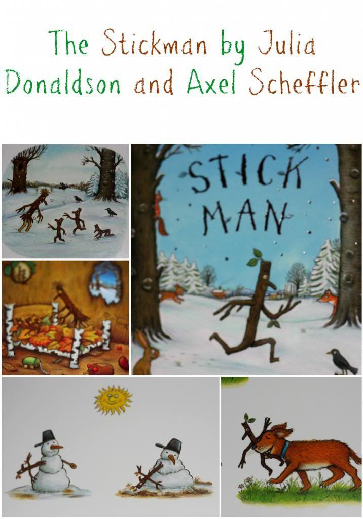 Stick Men : Fabriquer des hommes bâtons