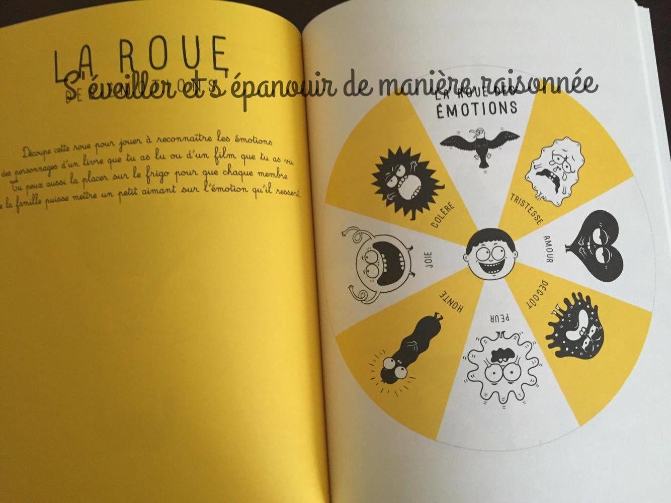 Les cahiers Filliozat, nouvelle collection chez Nathan - Mes émotions