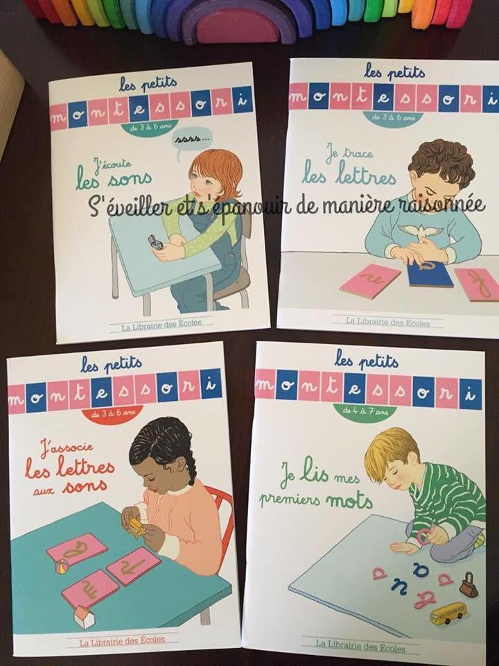 En Route Vers Les Sons Lettres Et Mots Avec Les Cahiers Les Petits