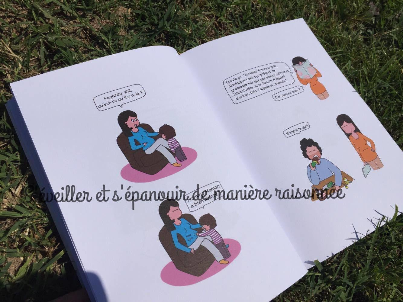 La vie de maman c'est que du bonheur, la BD d'Héloïse Weiner #itsamumslife