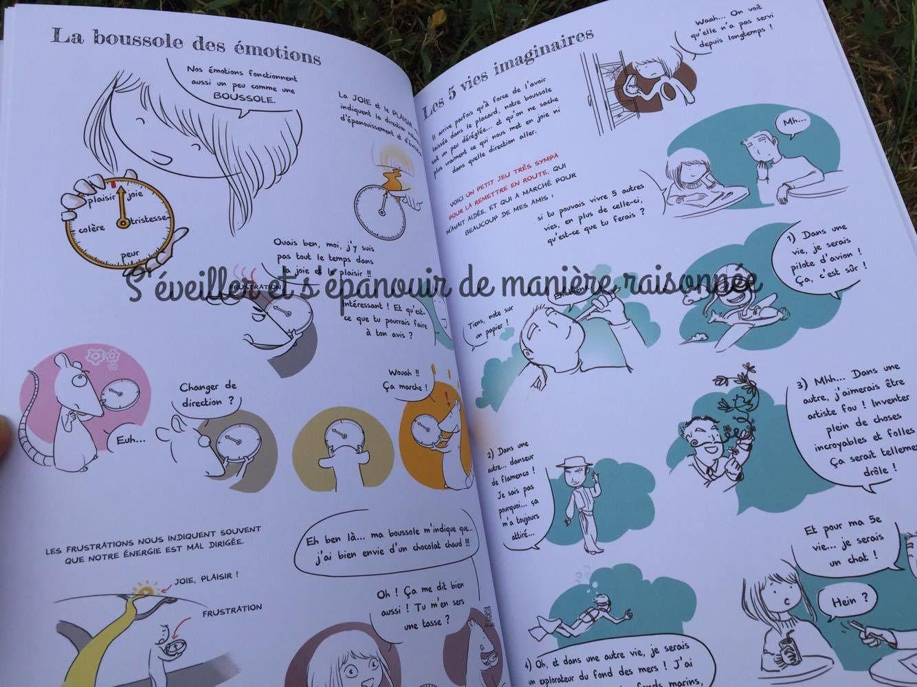 Emotions: enquête et mode d'emploi - Tome 1 - Art-mella - Editions Pourpenser