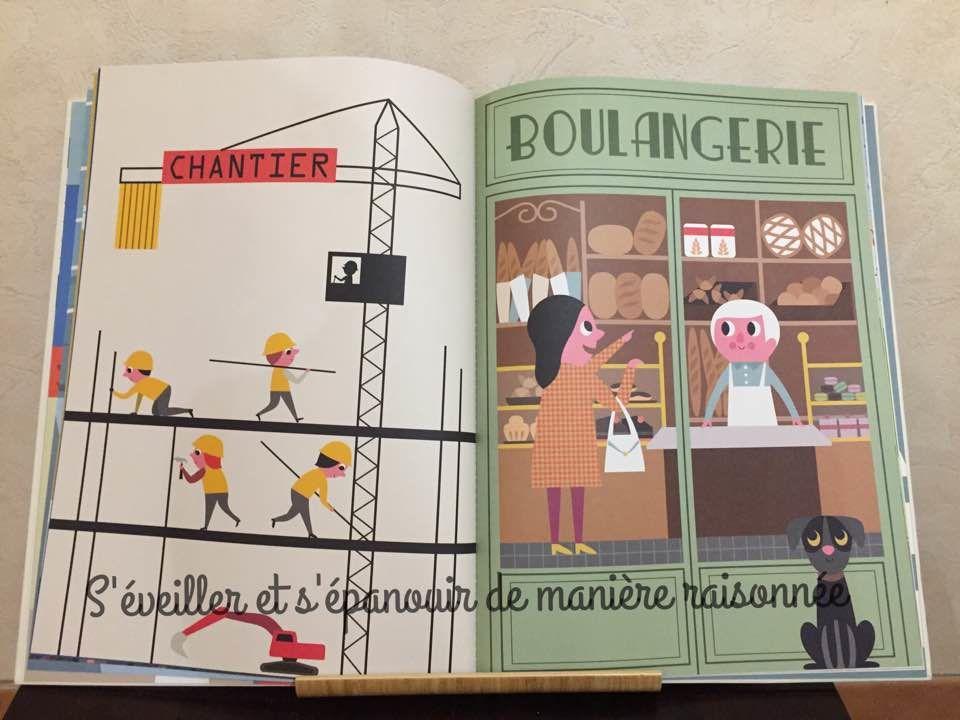 [Biblio] 2 imagiers XXL d'Ingela P Arrhenius, un grand nom du design pour enfants
