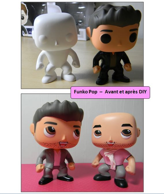 figurine pop a personnaliser