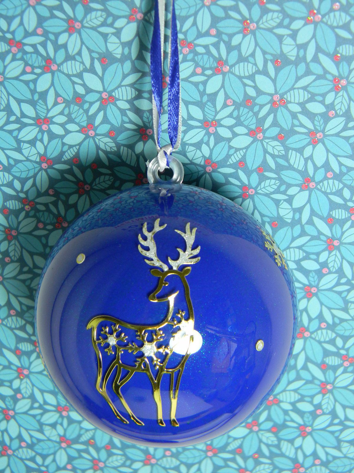 Tuto DIY boules de Noël express !