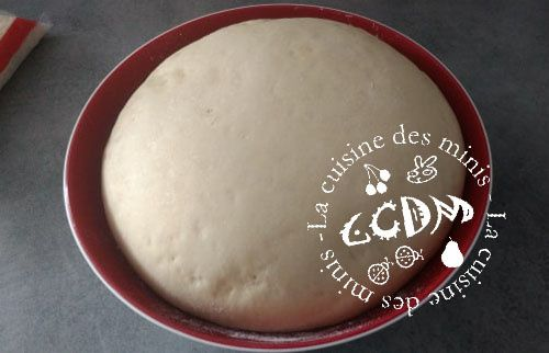 Bun's Jambon Fromage - Guy Demarle - I-Cook'in