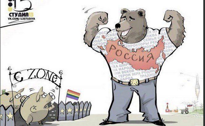 Les occidentaux sont des cocHons gays