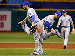 Break Out the Brooms, Royals Beat Tribe, 4-1 to Sweep Series