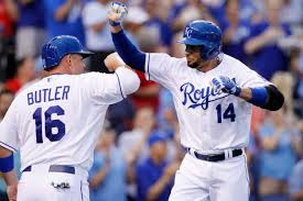 Infante's Slam and Dominant Bullpen Propel Royals past Angels 8-6