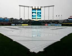 Fire and Rain Don't Mix: Royals Fall Miserably to Angels