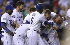 Nori Walks Off, Royals Sink Indians in the Bottom of the 14th, 2-1